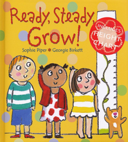 Ready, Steady, Grow!  -     By: Sophie Piper