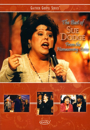 The Best of Sue Dodge, DVD   -