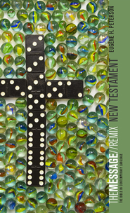 The Message REMIX New Testament, 2012 Student Planner Edition  -              By: Eugene H. Peterson
