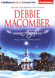 Where Angels Go Unabridged Audiobook on CD  -     By: Debbie Macomber