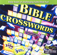 Bible Crosswords on CD-ROM   -