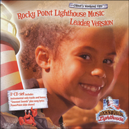 Rocky Point Lighthouse Music Leader Version CD  -
