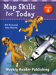 Maps Skills for Today Gr 6  -     Edited By: Maureen Hunter-Bone     By: Charles Piddock, Jay Johnson