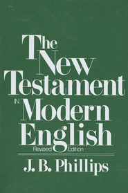 Phillips' New Testament in Modern English, Softcover  -     By: J.B. Phillips