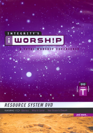 iWorship Resource System DVD, Volume T   -