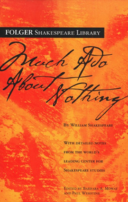 Much Ado About Nothing   -     By: William Shakespeare
