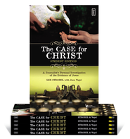 The Case for Christ, Student Edition--6 Copies   -              By: Lee Strobel