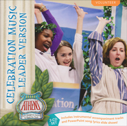 Athens Celebration Music Leader Version 2-CD Set  -