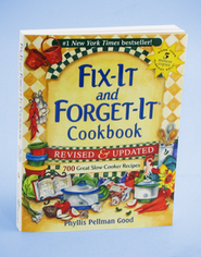 Fix-It and Forget-It Cookbook, Revised and Updated 700 Great Slow Cooker Recipes  -     By: Phyllis Pellman Good