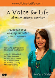 A Voice for Life, DVD   -