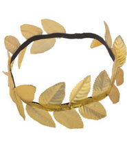Gold Laurel Wreath  -