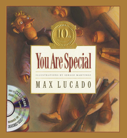 Max Lucado's Wemmicks: You Are Special, Tenth Anniversary  Limited Edition Picture Book  -              By: Max Lucado, Sergio Martinez
