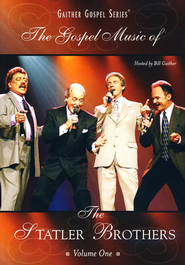 The Gospel Music of the Statler Brothers, Volume 1   -     By: The Statler Brothers