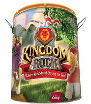 Kingdom Rock: Where Kids Stand Strong for God--VBS Ultimate Starter Kit  -
