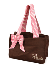 Caf&#233 Chocolat Tote Bag  -     By: Group