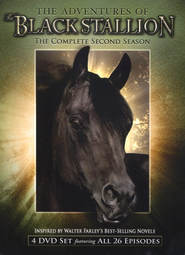 The Adventures of the Black Stallion: The Complete Second Season  -