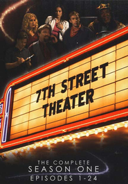 7th Street Theater: The Complete Season One, 24-Episode DVD   -     By: Dave Christiano Films