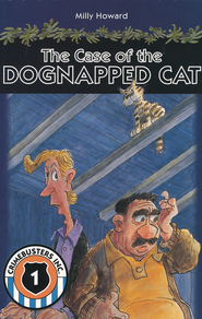 BJU The Case of the Dognapped Cat   -     By: Milly Howard
