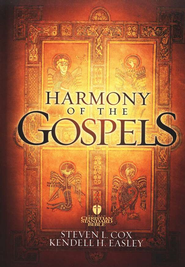 Holman Christian Standard Bible Harmony of the Gospels  -              By: Steven Cox & Kendell Easley