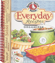Gooseberry Patch Everyday Recipes Organizer   -