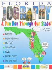 Florida Jography, Grades 3-8  -     By: Carole Marsh