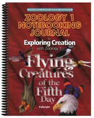 Notebooking Journal for Exploring Creation with Zoology 1  -     By: Jeanne Fulbright