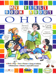 Ohio My First Book, Grades K-8  -     By: Carole Marsh