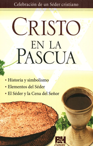 Cristo en la Pascua, Pamfleto (Christ in the Passover, Pamphlet)  -