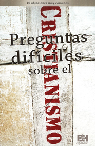 Preguntas difíciles sobre el cristianismo, Pamfleto  (Tough Questions About Christianity Pamphlet)  -