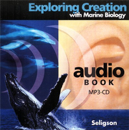 Exploring Creation with Marine Biology Audio CD   -     By: Sherri Seligson