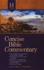 Holman Concise Bible Commentary  -     Edited By: David S. Dockery     By: Edited by David S. Dockery