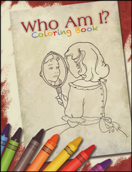 Who Am I? And What Am I Doing Here? Coloring Book   -     By: John Hay, David Webb