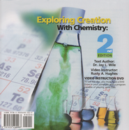 Exploring Creation with Chemistry Video Instruction DVD-Rom  -              By: Rusty Hughes