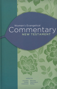Women's Evangelical Commentary: New Testament - Slightly Imperfect  -     By: Dorothy Kelley Patterson, Rhonda Harrington Kelley