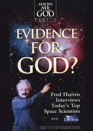 Evidence for God? DVD   -