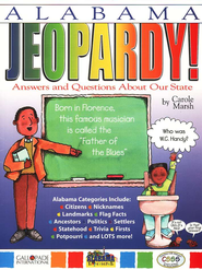Alabama Jeopardy, Grades 3-8  -     By: Carole Marsh