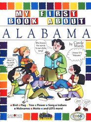 Alabama My First Book, Grades K-5  -              By: Carole Marsh