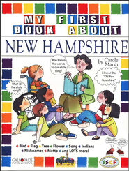 New Hampshire My First Book, Grades K-8  -              By: Carole Marsh