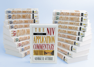 NIV Application Commentary: New Testament Set, 20 Vols. [NIVAC]   -     Edited By: Terry Muck