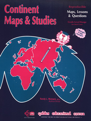 Continent Maps & Studies   -     By: Randy Womack