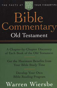 Pocket Bible Old Testament Commentary  -              By: Warren W. Wiersbe