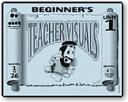 Beginner's Teacher Visuals 79-104  -     By: Mary Baker