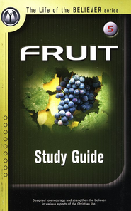 Fruit Study Guide  -     By: Chuck Smith