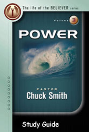 Power Study Guide  -     By: Chuck Smith