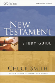 Old and New Testament Study Guide Set: Genesis Through Revelation verse-by-verse Survey  -     By: Chuck Smith