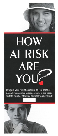 How At Risk Are You? Booklet    -