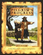 Pilgrim's Progress: A Classic Edition with Extra Features for a New Generation  -              By: John Bunyan