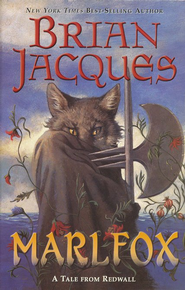 #11: Marlfox: A Tale of Redwall  -     By: Brian Jacques