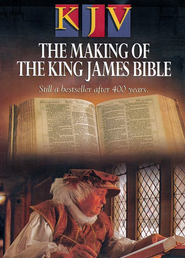 KJV: The Making of the King James Bible, DVD   -