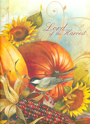 Lord of the Harvest Journal  -     By: Sandy Clough